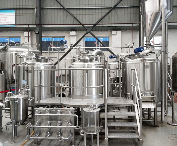 10BBL Craft Beer Brewing System Brewhouse