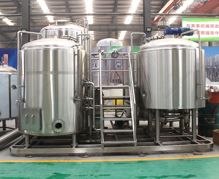 1800L Craft Beer Brewing Equipment Brewhouse