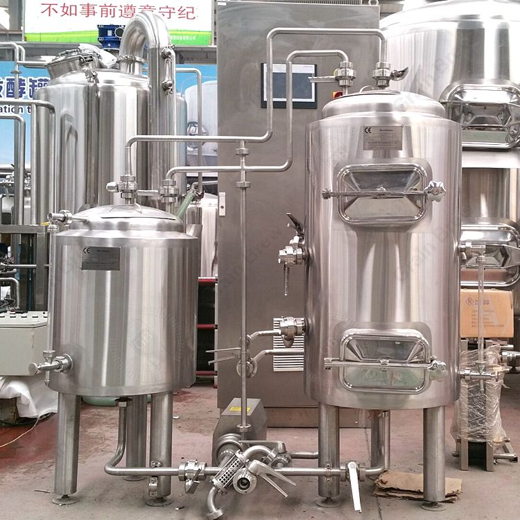 200L Nano Brewing Equipment Brewhouse