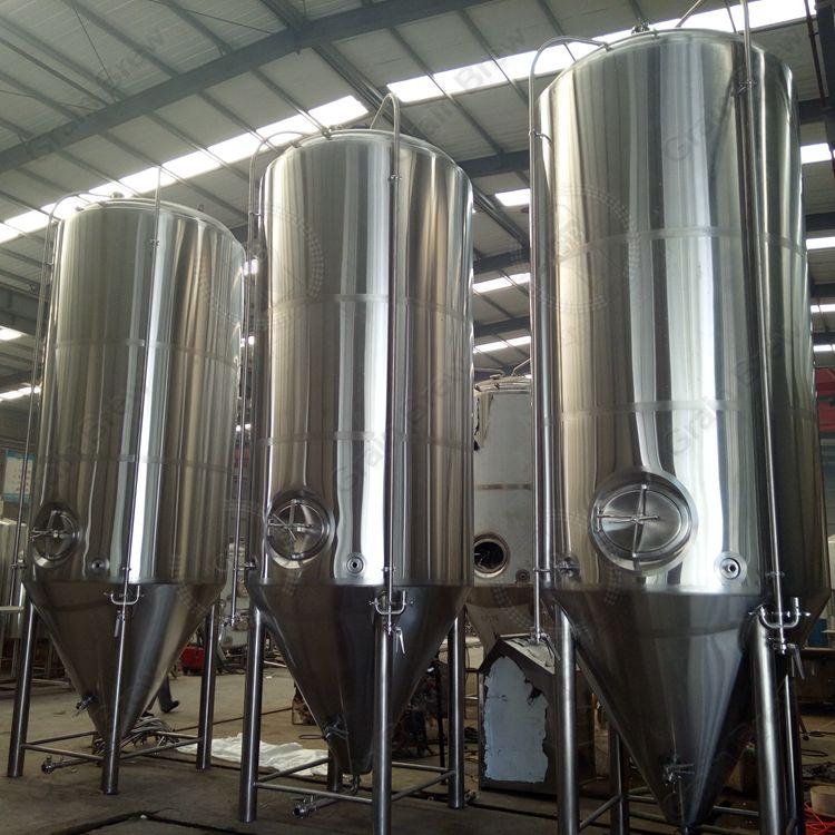 Grainbrew Leading Manufacturer Of Glycol Conical Fermenter
