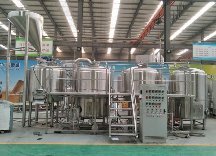 10BBL Stainless Steel Beer Brewing Equipment