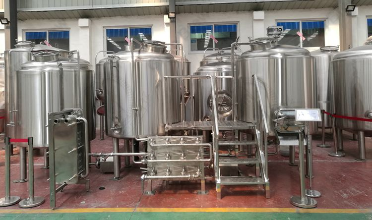 15BBL Craft Beer Making Machine