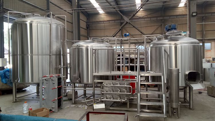 2000L Beer Brewing System