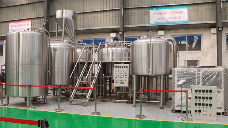 3000L Brewing Systems