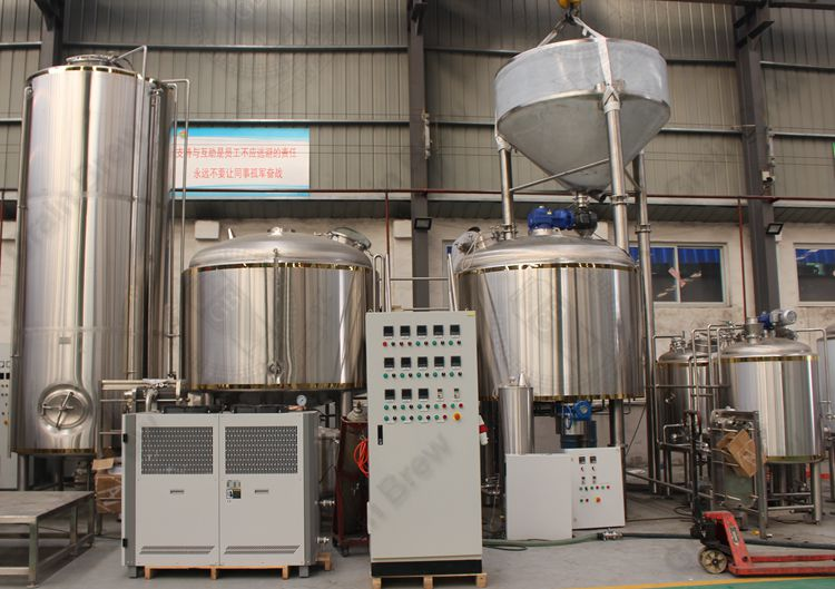 30BBL Commercial Beer Brewing Machinery