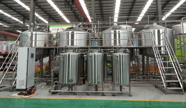 4000L Craft Beer Equipment