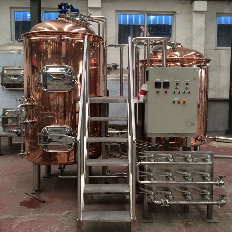 5BBL Small Size Brewery Machinery