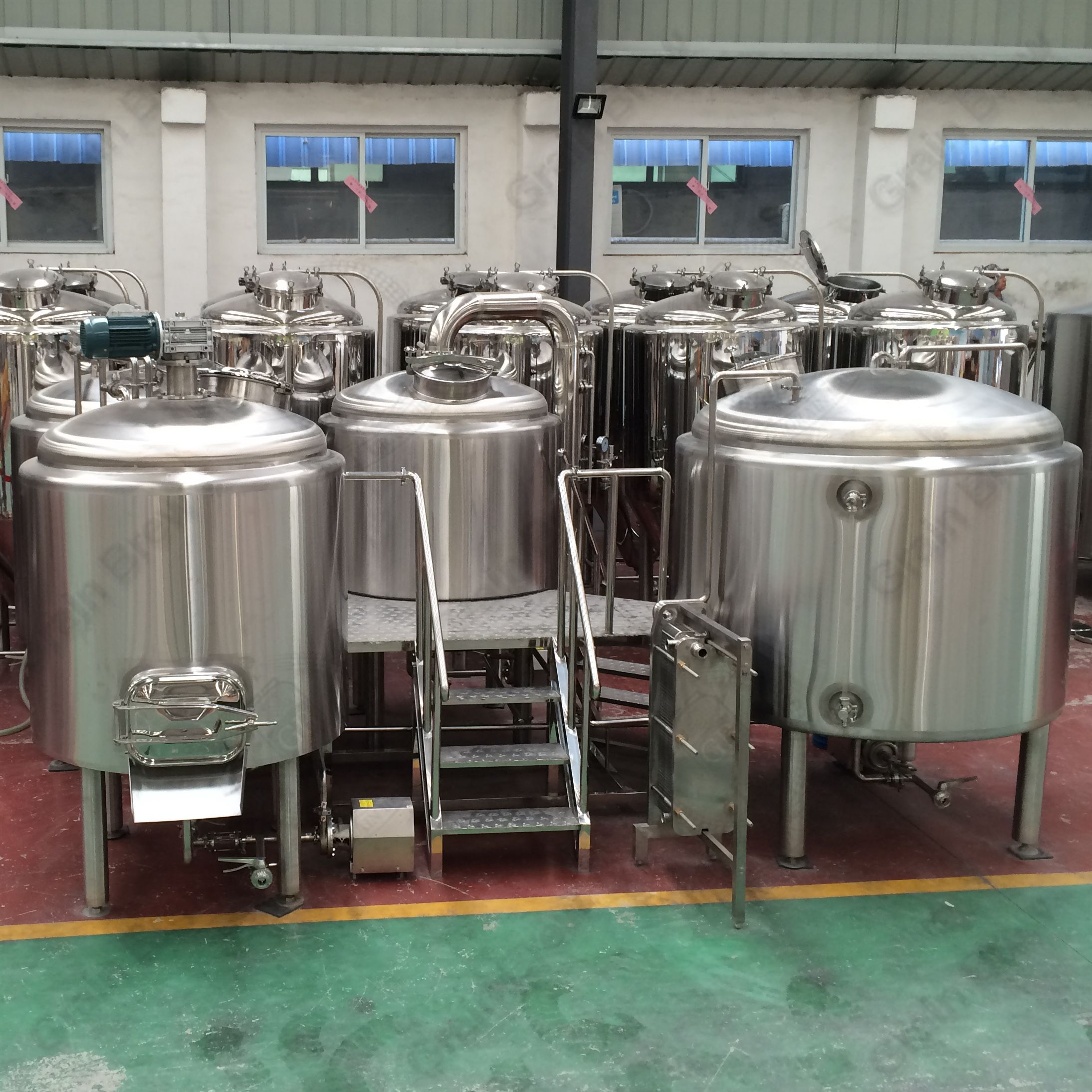 7BBL Craft Brewery Equipment