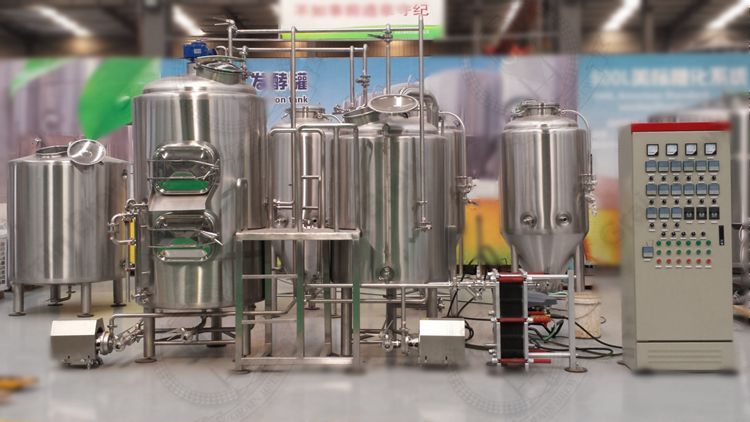 3BBL Nano Brewing System