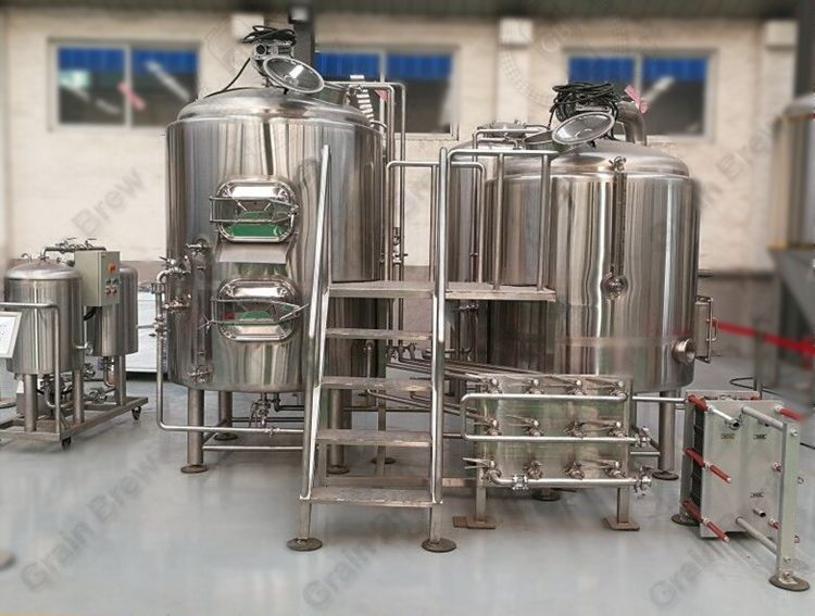 4BBL Nano Brewing Equipment